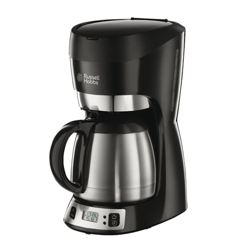 Cafeti re futura programmable russell hobbs - Cafetiere filtre programmable isotherme ...