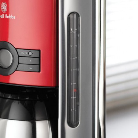 Cafetiére Cottage Rouge Russell Hobbs