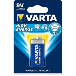 Pile 9V Varta High Energy 6LP3146 BP1