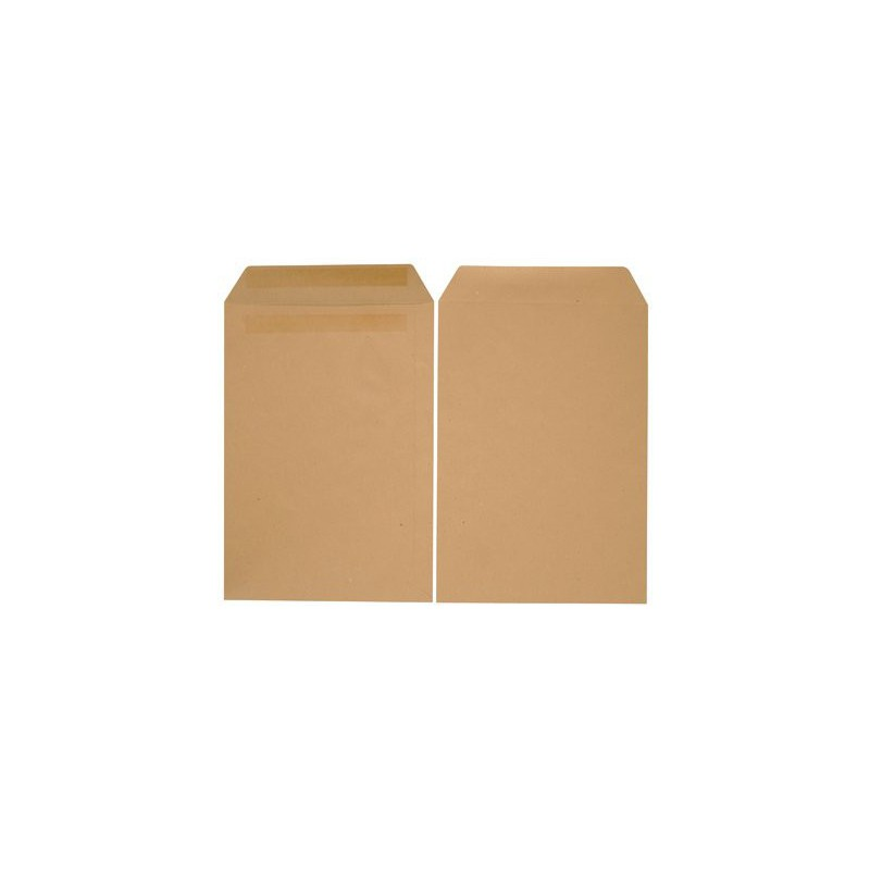 10x Enveloppes Kraft Autodex 229 x 324 mm