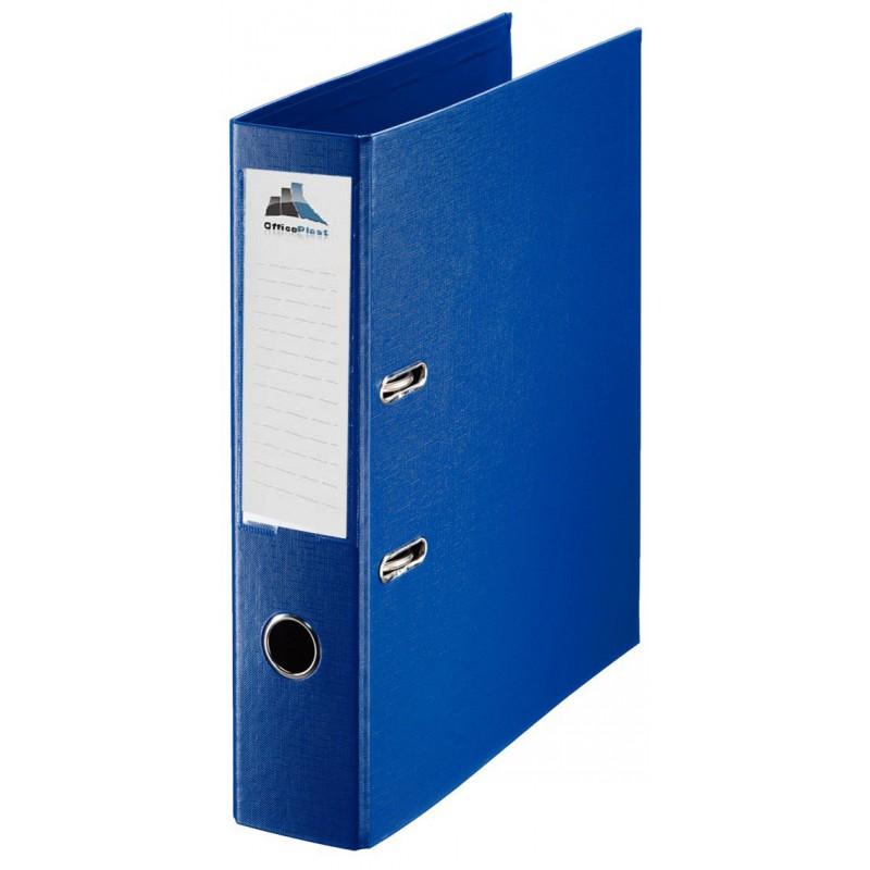 Classeur à levier A4 dos de 55mm / Bleu