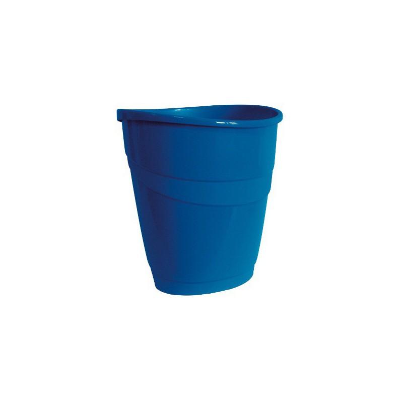 Corbeille à papier ARDA 16L / Bleu