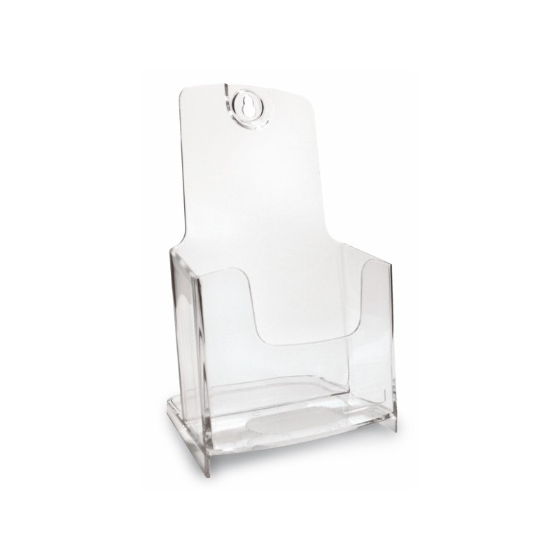 Porte Dépliants ARDA 1/3 A4 / Cristal