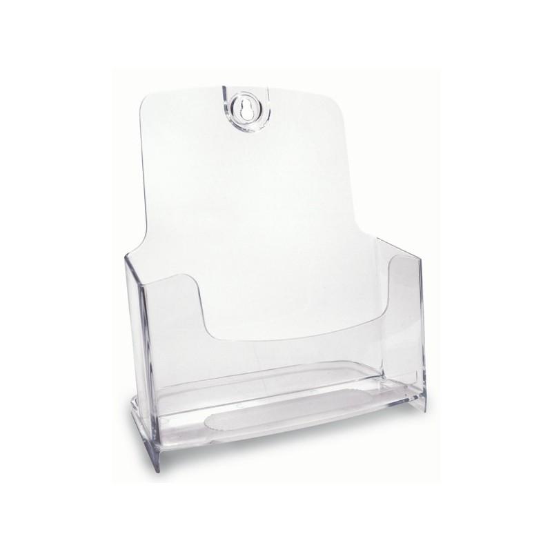 Porte Dépliants ARDA A5 / Cristal