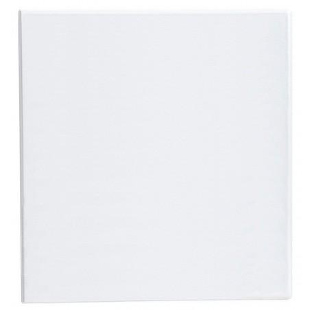Classeur Krea Cover 4 Anneaux en D 60mm A4 / Blanc