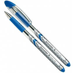 Stylo à bille Schneider Slider Basic XB 1.4 mm / Bleu