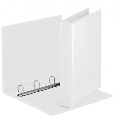 Classeur personnalisable 2 Faces D35 Dos 50mm / Blanc