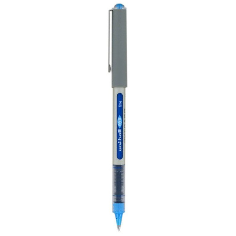 Stylo Roller Uni-ball Eye / 0.7mm / Bleu clair