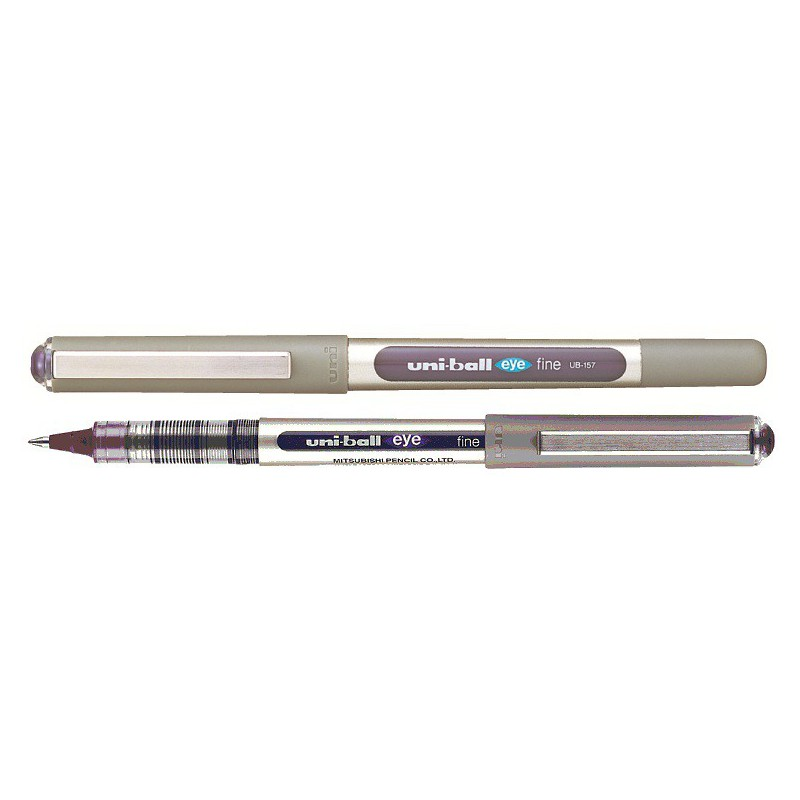 Stylo Roller Uni-ball Eye / 0.7mm / Violet