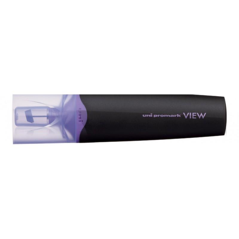 Surligneur Uni-ball Promark USP-200 / Violet