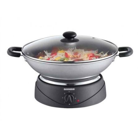 Appareil de cuisson SEVERIN Wok électrique / 1500 W