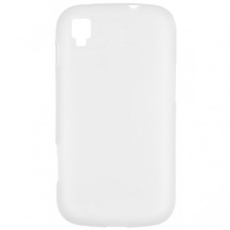 Coque en Silicone Pour Evertek EverMellow D45 Rose Transparent