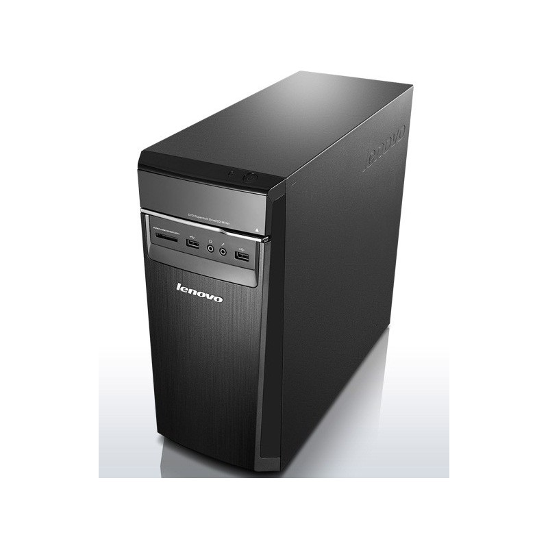 pc de bureau lenovo h50 50 i5 4 g n 4 go licence bitdefender 1 an. Black Bedroom Furniture Sets. Home Design Ideas