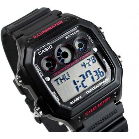Montre Homme Casio AE-1300WH-1A2V