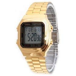 Montre Mixte Casio A178WGA-1ADF