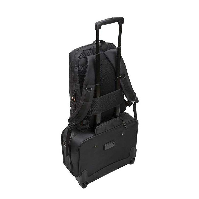 sac dos pour pc portable rivacase 8060. Black Bedroom Furniture Sets. Home Design Ideas
