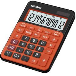 Calculatrice Casio MS-20NC-BRG / Orange