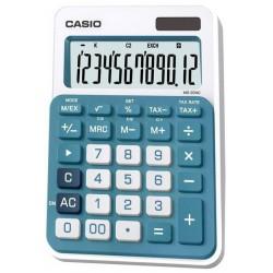 Calculatrice Casio MS-20NC-BU / Bleu