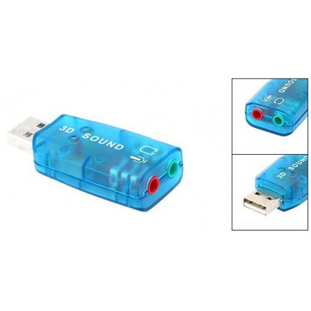 Carte Son USB