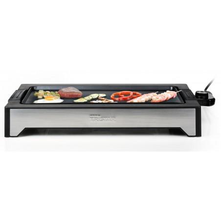 Grill Plaque de cuisson Inox Tristar BP-2826