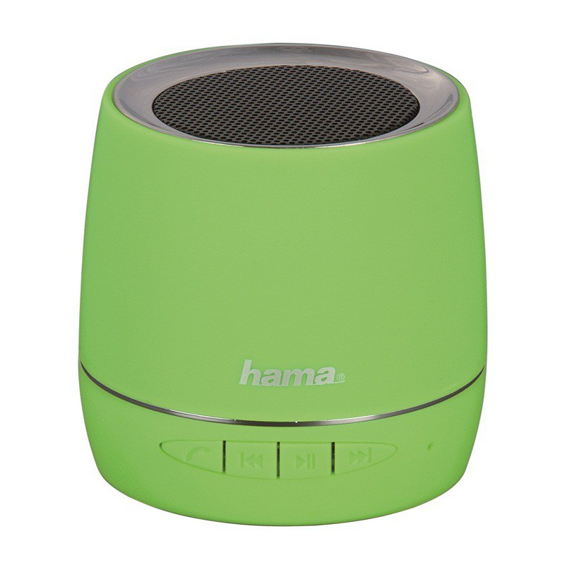 enceinte bluetooth portable hama vert. Black Bedroom Furniture Sets. Home Design Ideas