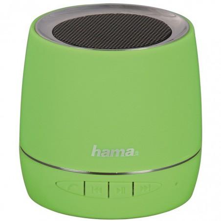 Enceinte Bluetooth portable Hama / Vert