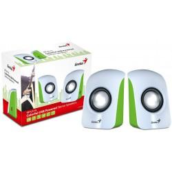 Haut parleur Genius SP-U115 / Blanc