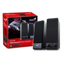 Haut parleur Genius SP-S110U / Noir