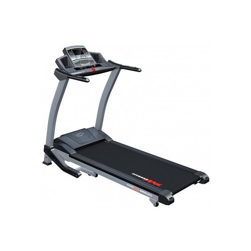 Tapis De Course Electrique Fitness Max Fm5500dci