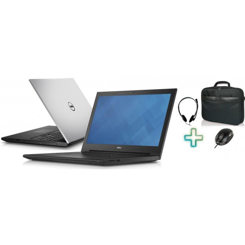pc portable dell inspiron 3541 quad core 4 go pack. Black Bedroom Furniture Sets. Home Design Ideas