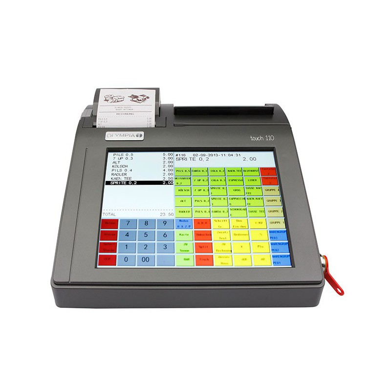 Caisse Enregistreuse Olympia TOUCH 110