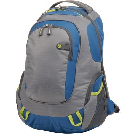 Sac à dos HP Outdoor Sport Vert / Bleu