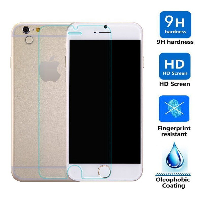 Protection cran verre tremp pour iphone 6 - Ecran verre trempe ...
