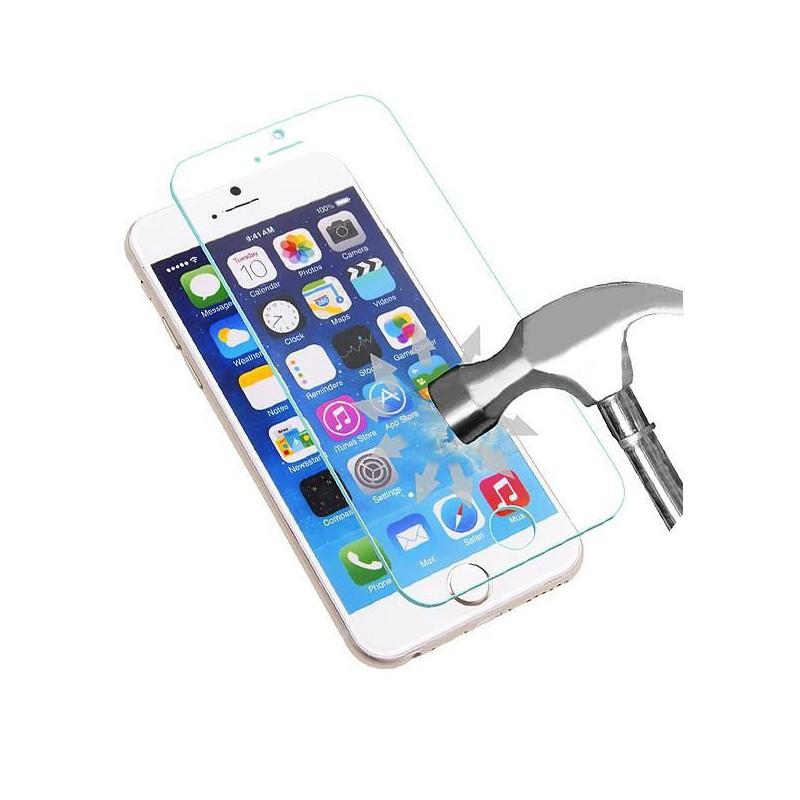 protection cran verre tremp pour iphone 6. Black Bedroom Furniture Sets. Home Design Ideas