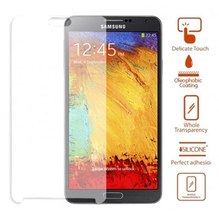 Protection Écran Verre Trempé pour Samsung Galaxy Note 3