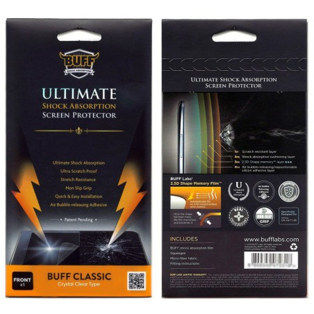 Buff ultimate Film de protection anti choc pour Samsung Galaxy Grand i9082