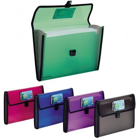Porte-documents à soufflets  A4 Foldermate
