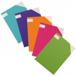 Pochette Coin PVC A4 Foldermate