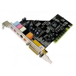 Carte Son 3D PCI 8 Channel