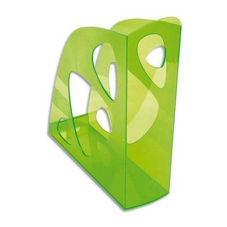 Porte revue EXACOMPTA / Vert Transparent