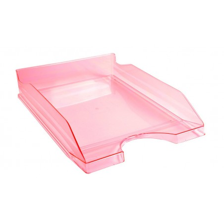Corbeille à courrier EXACOMPTA ECOTRAY / Rouge