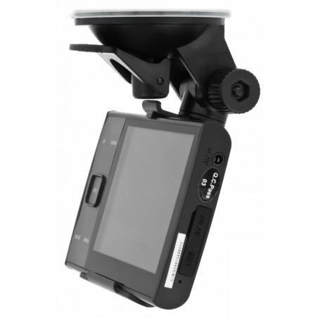 Enregistreur Dashcam Professionnelle Bi-Caméra
