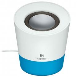 Haut Parleur Multimedia Logitech Z50 / Bleu