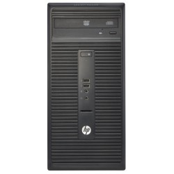 Pc de bureau HP 280 G1 / Dual Core / 2 Go