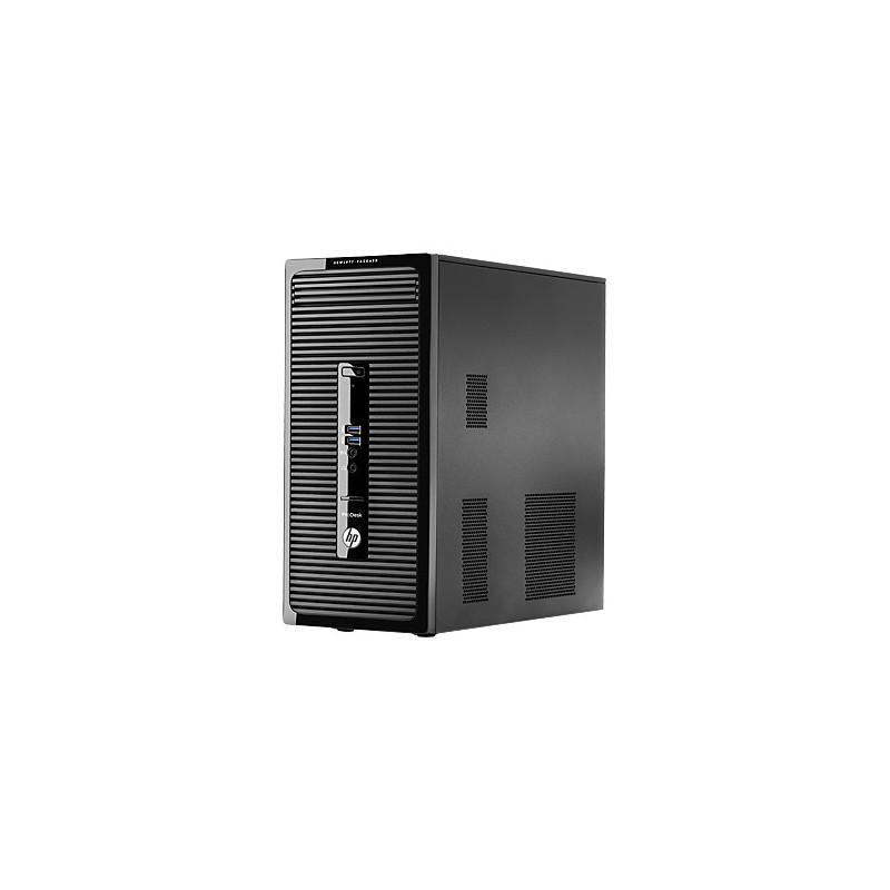 pc de bureau hp prodesk 400 g2 i5 4 g n 12 go. Black Bedroom Furniture Sets. Home Design Ideas