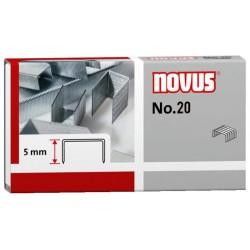 Agrafes Novus N°20