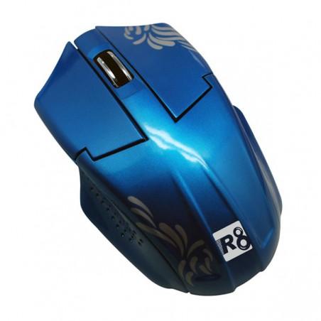 Souris R8 Sans Fil / Bleu