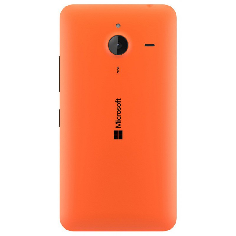 microsoft lumia 640 xl double sim couleur orange windows phone tunisie. Black Bedroom Furniture Sets. Home Design Ideas