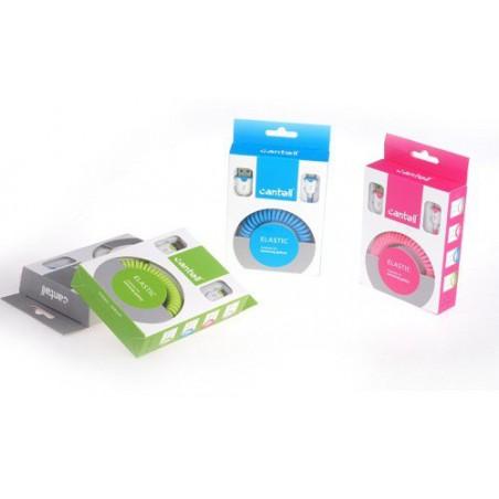 Câble élastique Cantell USB vers Micro USB