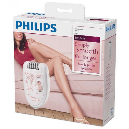 Épilateur Philips Satinelle HP6420/00